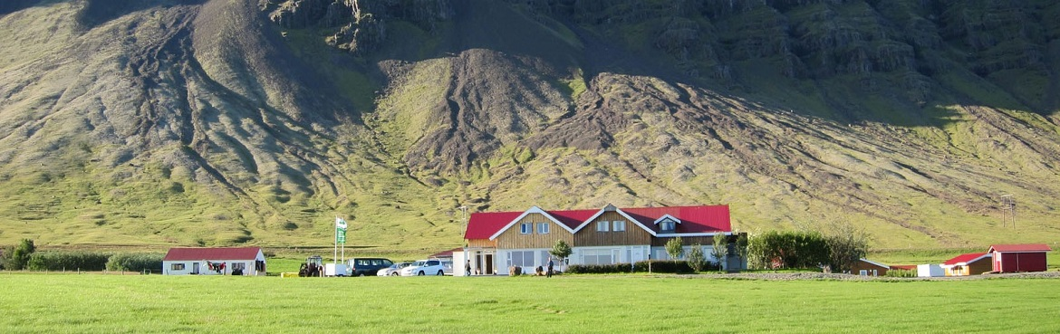Welcome to Gerði guesthouse